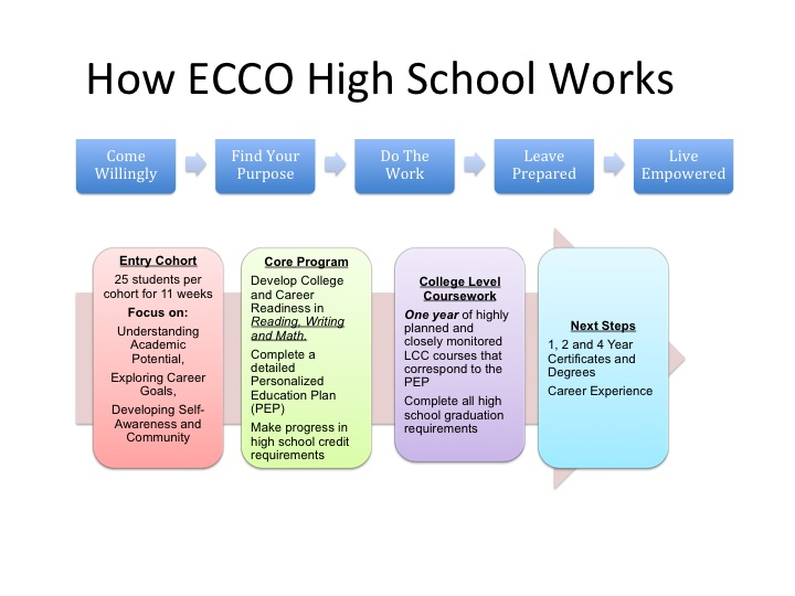 How ECCO Works